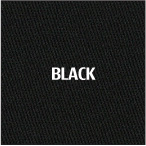 Black premium polyester cloth for custom table covers